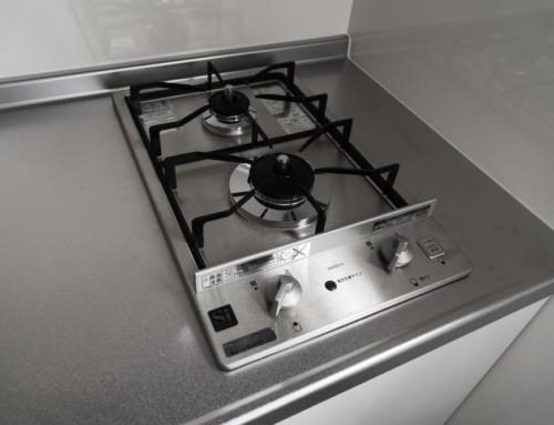 サブキッチン設置完了です。