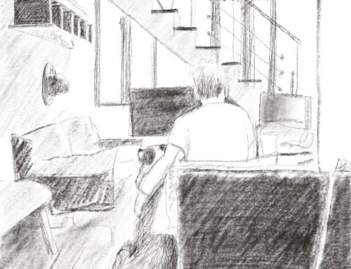 描く練習3